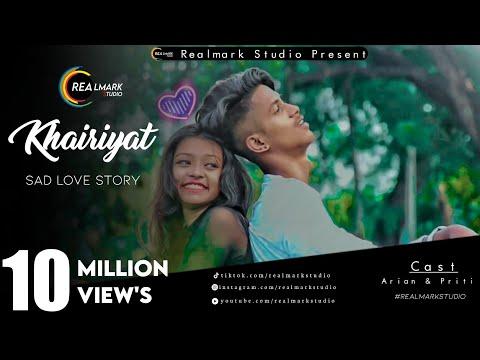 Khairiyat | Chhichhore | Nitesh Tiwari | Arijit Singh | Sad Love Story | hindi song 2019