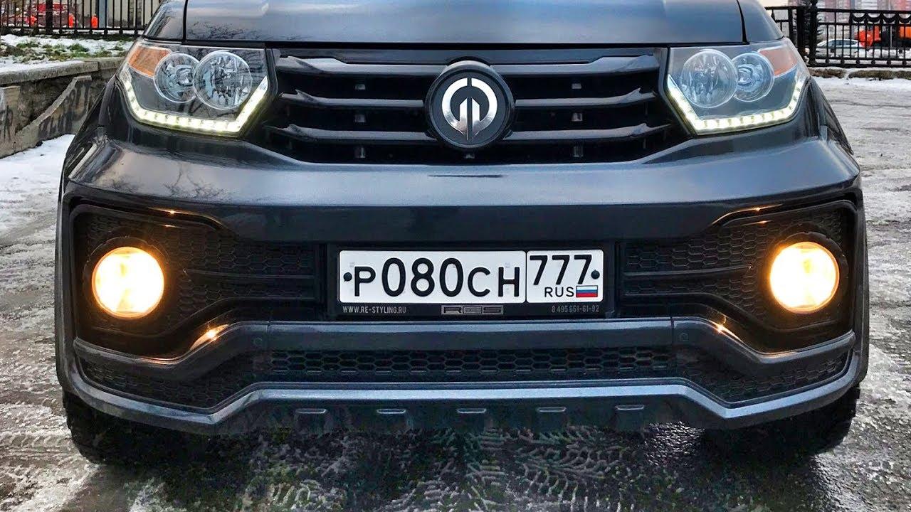 2018 УАЗ ПАТРИОТ Видео Обзор Авто - YouTube