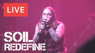 SOiL - Redefine Live in [HD] @ The Forum, London England 2014