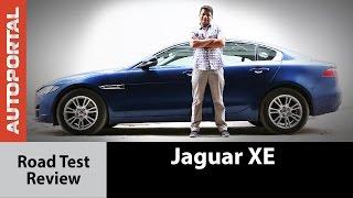 Jaguar XE Test Drive Review - Autoportal