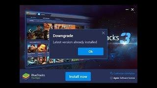 Download lagu CARA MENGATASI BLUESTACKS tidak bisa di instal