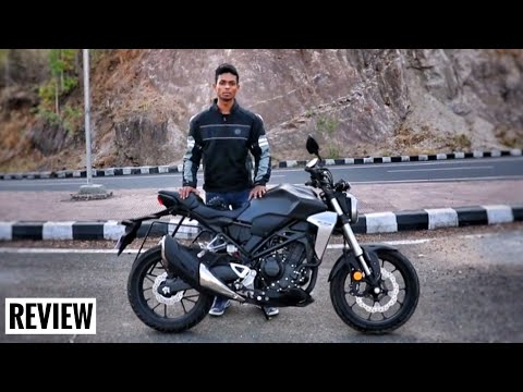 Honda CB300R 2019 REVIEW | Specification | Exhuast Sound | India.