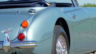 1967 Austin Healey 3000 Mk III phase 2
