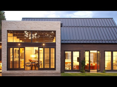 5 Modern Farmhouses | Interior Design