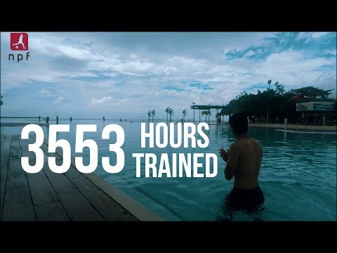 HYDRO RECOVERY (Pool Recovery For Footballers) | 10000 Hours Project
