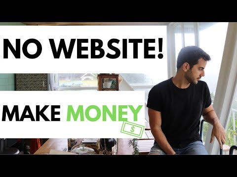5 FREE Websites To Make Money Online From (NO Website Needed)