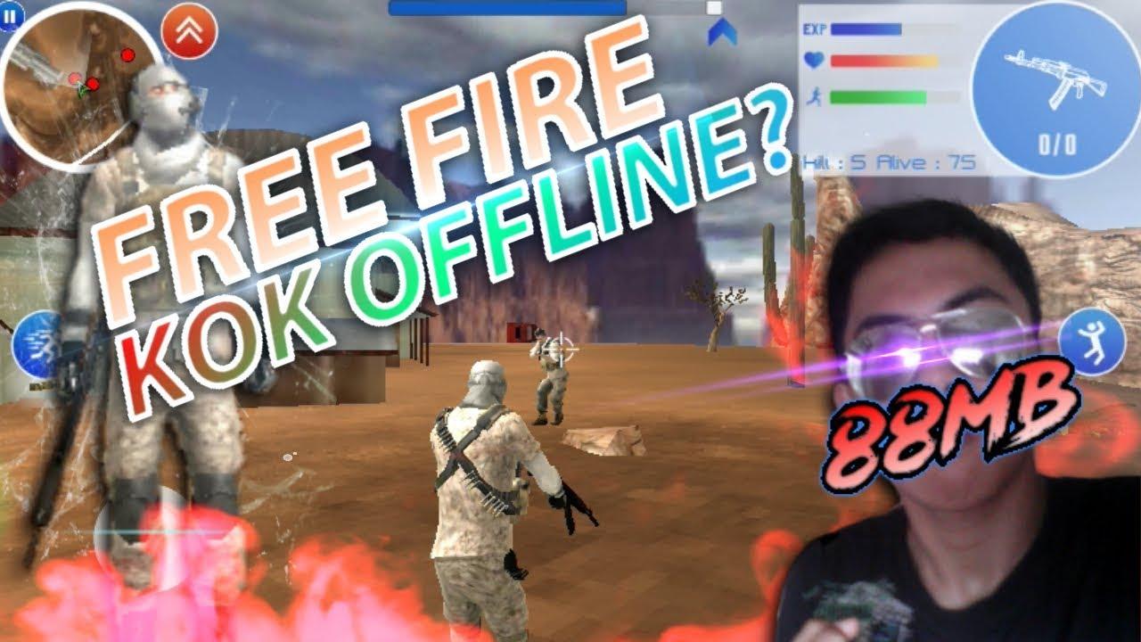 Game Mirip Free Fire Dan Pubg Mobile Tapi Offline Ngegame Youtube