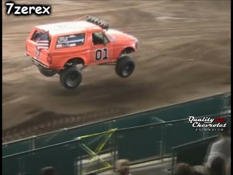 Tuff Truck Open Class 1pm 1st Run San Diego County Fair 6-27-2015