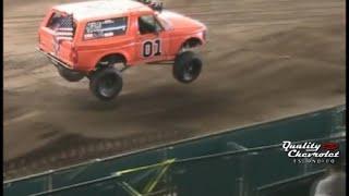 Tuff Truck Open Class 1pm 1st Run San Diego County Fair 6-27-2015
