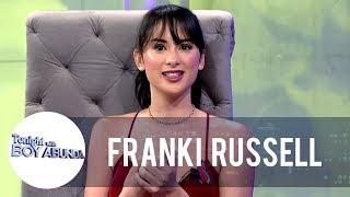 Franki clarifies that Argel didnt court her | TWBA YouTube Videos