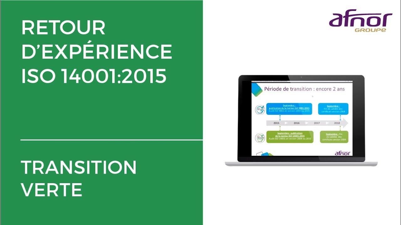 afnor iso 9001 version 2015 free pdf