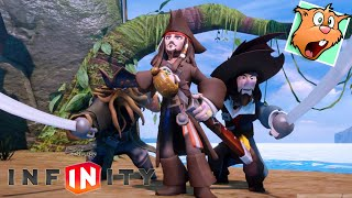 Пираты Карибского моря мультфильмы для детей на Русском языке - Компьютерные Игры мультики DI 1.0