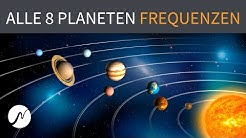 10.000 Abo Special: Alle 8 Planeten Frequenzen (Planetary Frequencies)