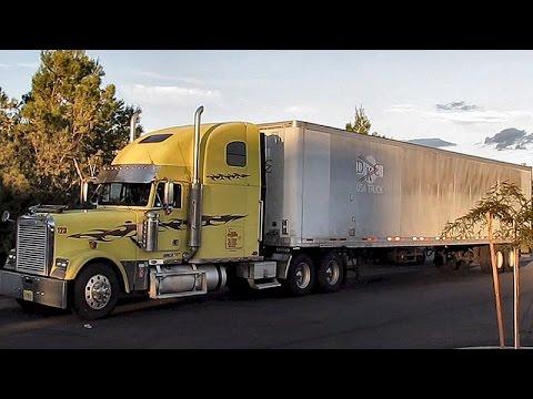 SWAN TRANSPORT TRUCKING ~ DKC USA TRUCK TRAILER