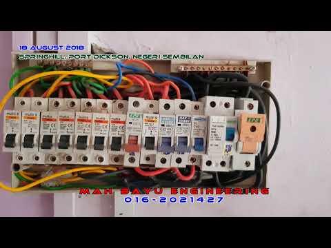 PAKAR ELEKTRIK - Diagnose Electrical System - Live & Neutral Rivers
