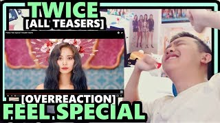 TWICE - 'Feel Special' ALL Teasers *OVERREACTION* [THE HYPE HAS OFFICIALLY H I T]
