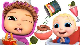 Crazy Food #2 | Sausage Milkshake | Baby Joy Joy on Clap Cla...