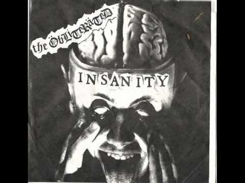 """The Obliterated Side A 7"""" EP Insanity(I Don't Care..."""