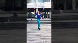 Бразильская самба Кубекина хорео 1 часть