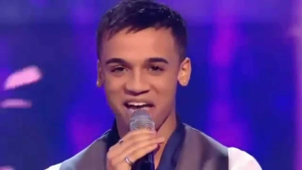 JLS on X Factor Singing A Million Love Songs