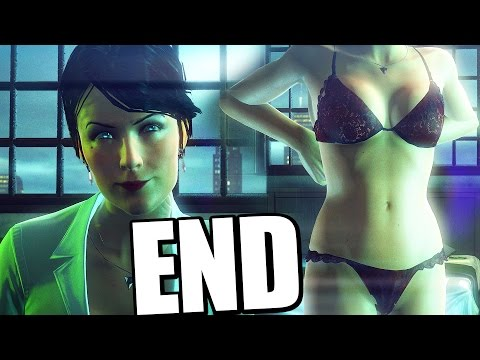 HITMAN AGENT 47 GETS LAID!!! (Hitman Absolution Ending)