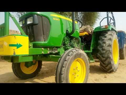 John Deere 5039 D Tractor Full Review