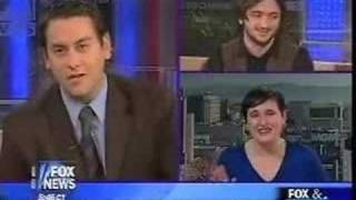 Comedian Lee Camp: Fox News a