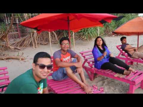 Shayari Eco resort, St. Martins Island, Bangladesh
