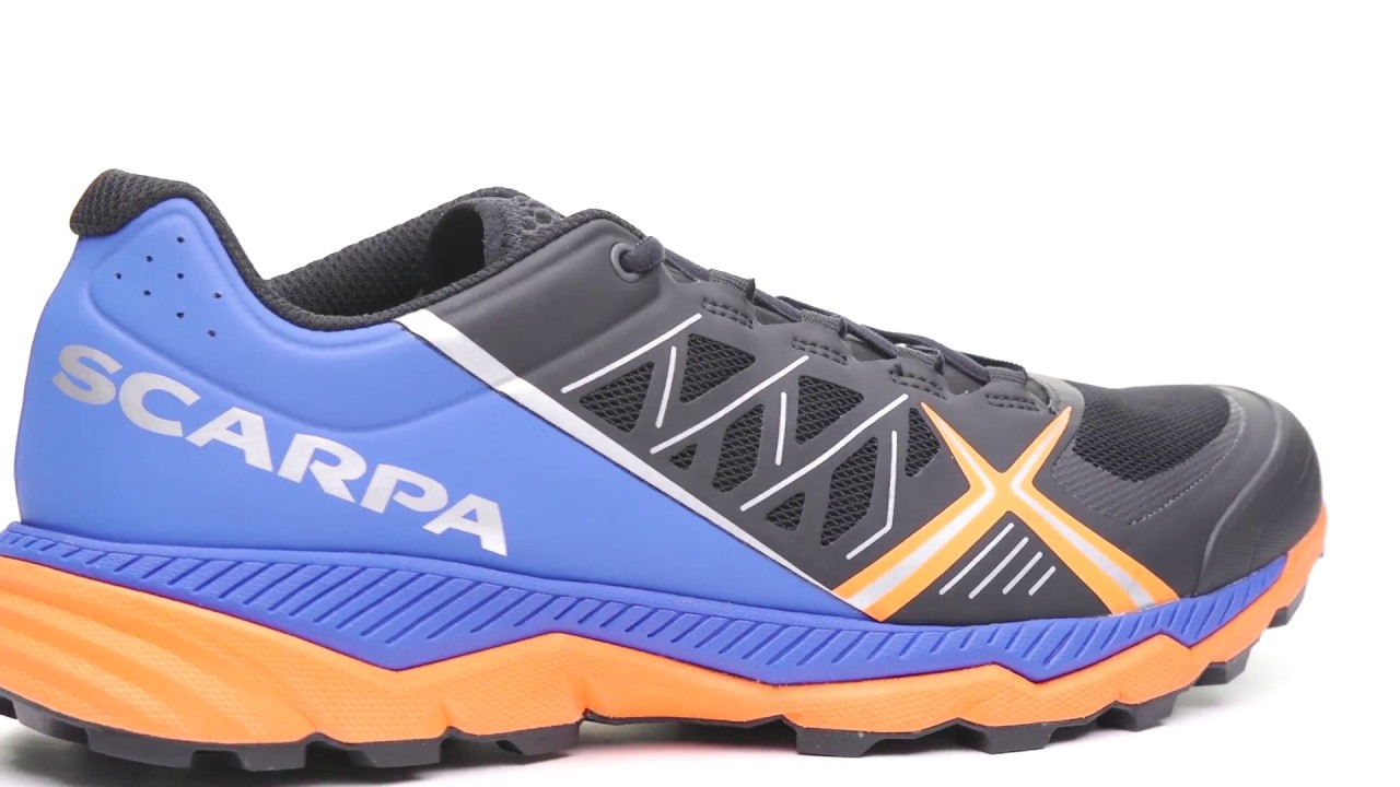 hot sale online b895c c6604 SCARPA Men's Spin RS Trail Running Shoes