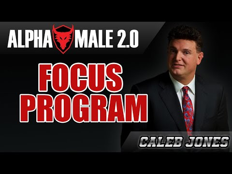 Come Work With Me In Person! Alpha Male 2.0 Focus Program
