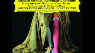 Richard Strauss: Capriccio - Introduction (String Sextet) - Previn & Wiener Philharmoniker