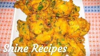 aaloo pyaz moong daal ke pakode crunchy and delicious by shine recipes