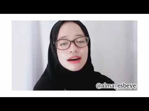 Alma Esbeye Ajib Banget Suaranya Seuprit Kumpulan Sholawat Cover By Alma Esbeye