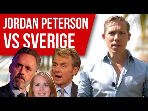 JORDAN PETERSON vs SVERIGE