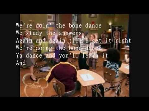 The Bone Dance with Lyrics