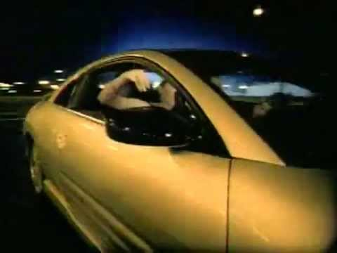mitsubishi eclipse commercial song
