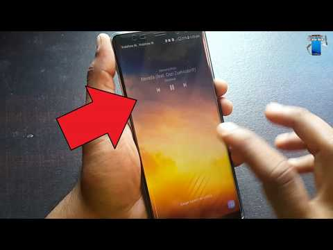 How to Enable or Disable Music Controller on Lock Screen in Samsung Galaxy Note 8 and Galaxy S8/S8+