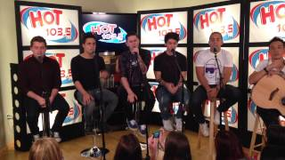 Midnight Red sings End of the Road (acapella)