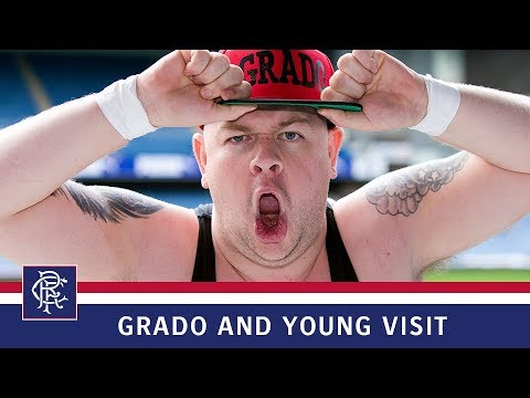 TOUR  Grado and Jordan Young