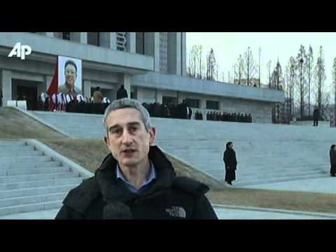Associated Press Television News Reporter in Pyongyang Describes Country's Mood