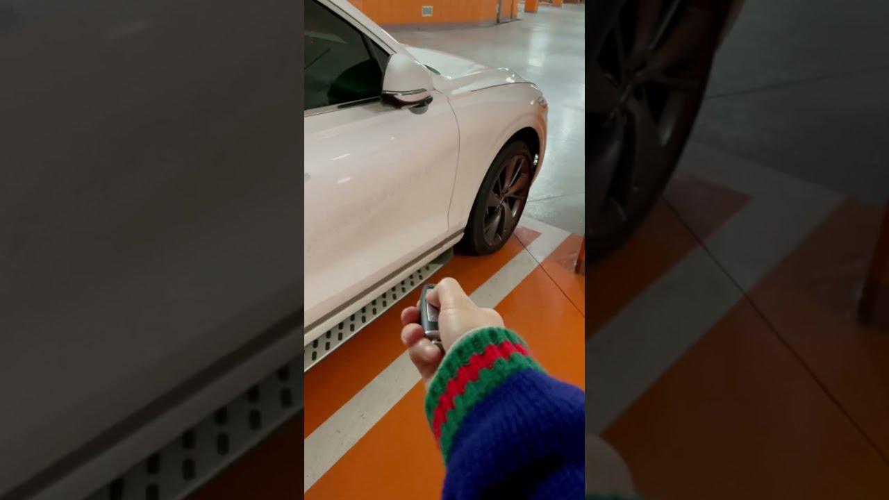 BMW를 당황하게 만든 현대차의 기술력!