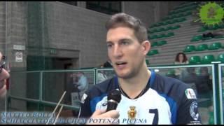 03-11-2013: Intervista a Matteo Bolla nel post Materdomini-Potenza Picena