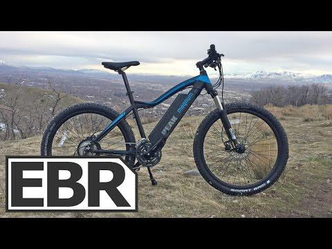 Magnum Peak Video Review - Fast, Affordable & Fun Electric Mountain Bike