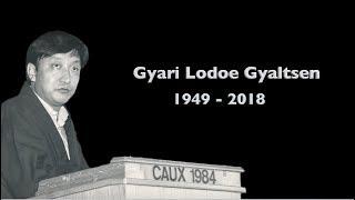 Gyari Lodi Gyaltsen Rinpoche - A Photo Feature Story