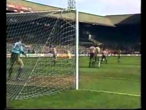 First Division goals (Apr 25 & 26, 1992)