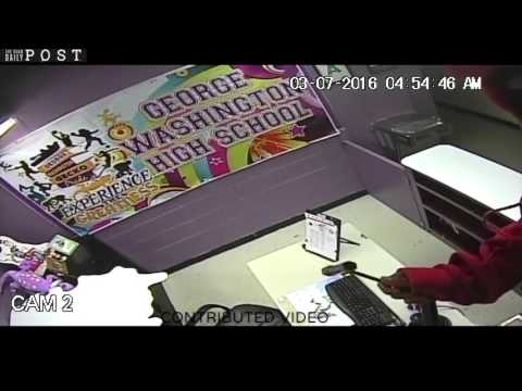 GWHS vandals caught on tape | The Guam Daily Post