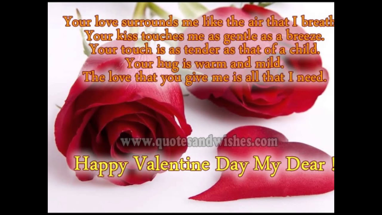 Happy birthday my sweet lovely angel husband gabriel ilu for Lovely valentine quotes for wife