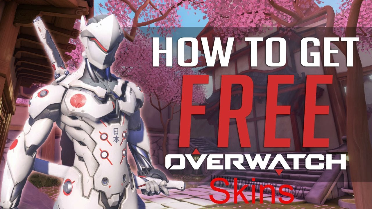 - Download How To Get Overwatch Skins For Free Easy Steps 2017 for FREE - Free Game Hacks