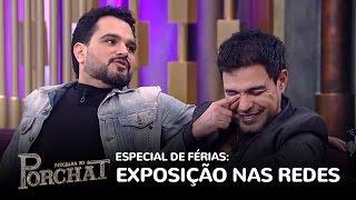 Zezé di Camargo confessa que já sofreu com as redes sociais   Especial de Férias