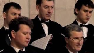 Мужской хор Васильева Ходош Три хора на стихи Гейне